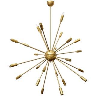 Stilnovo 24 Arm Sputnik Chandelier