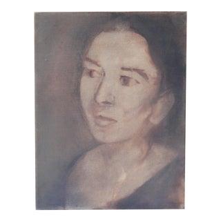 Portrait of a Pensive Woman