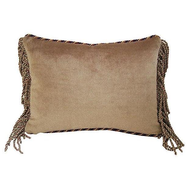 Custom Kaufmann Equinox Equestrian Pillow - Image 3 of 4