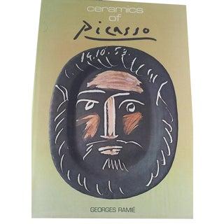 Ceramics of Picasso Georges Rame Book