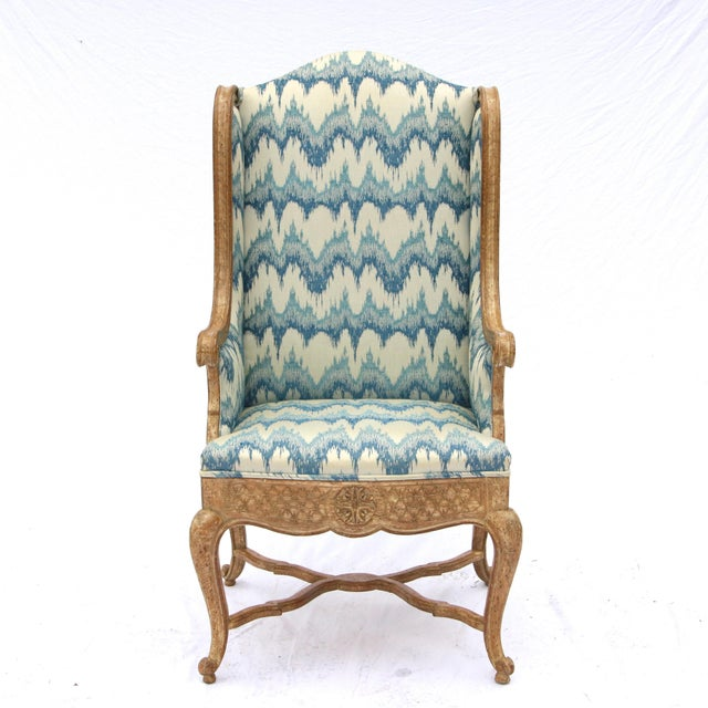 Robert Richter Wingback Chair - Image 2 of 11