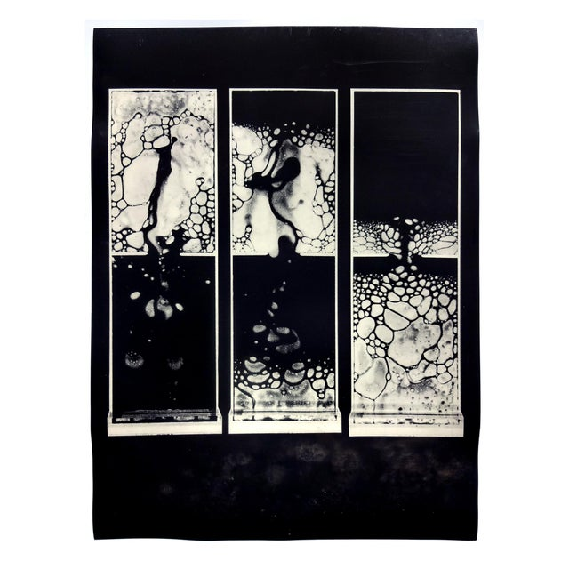 "Image of Hans Haacke ""Scylia and Charybdis"" Poster, C.1970"
