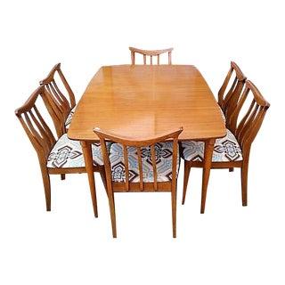 Broyhill Mid-Century Dining Set