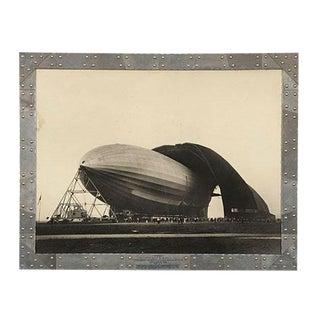 "Margaret Bourke White ""Airship Akron"" Photograph"