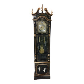 Vintage Chinese Grandfather Clock