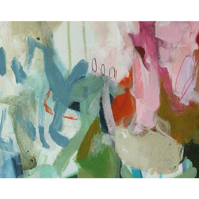 """Moko Jumbie"" Original Painting by Gina Cochran - Image 3 of 5"