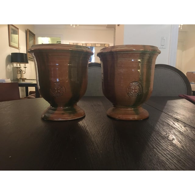 Image of French Provence Pots - A Pair