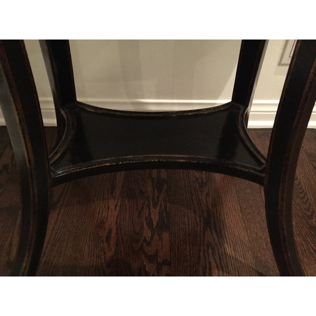 Rose Tarlow Roland Oval Side Table - Image 5 of 7
