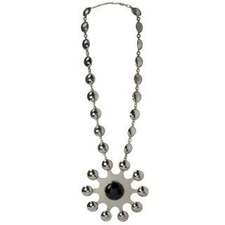 1970's Vintage Givenchy Mod Necklace
