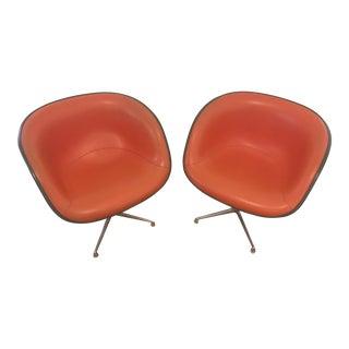 Eames La Fonda Del Sol Alexander Girard Chairs - a Pair