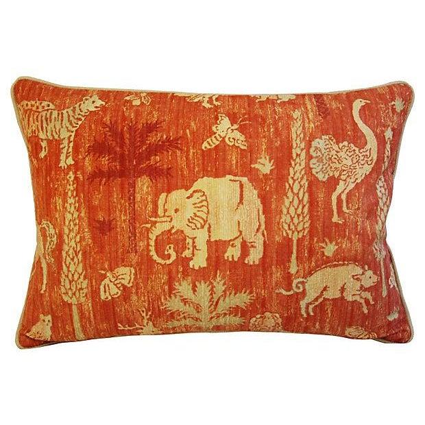 Custom Travers Old World Byzantine Pillows - Pair - Image 7 of 7