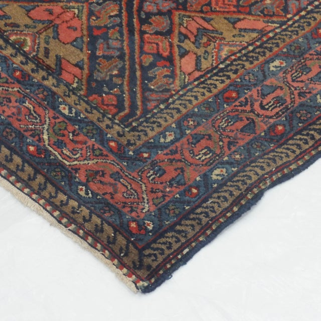 "Leon Banilivi Persian Runner - 19'5"" X 3'2' - Image 4 of 4"