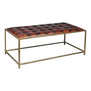 Sarried Ltd. Tufted Coffee Table