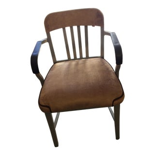 Steel Case Style Arm Chair