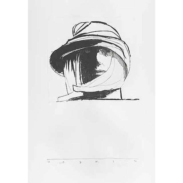 "Image of Leonard Baskin's ""Safari"""