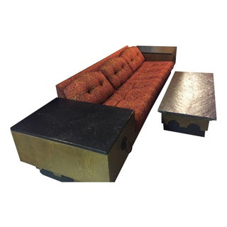 Adrian Pearsall Sofa & Coffee Table