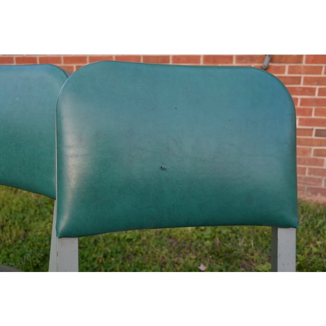 Steelcase Mid Century Office Chairs - Set of 4 - Image 6 of 8