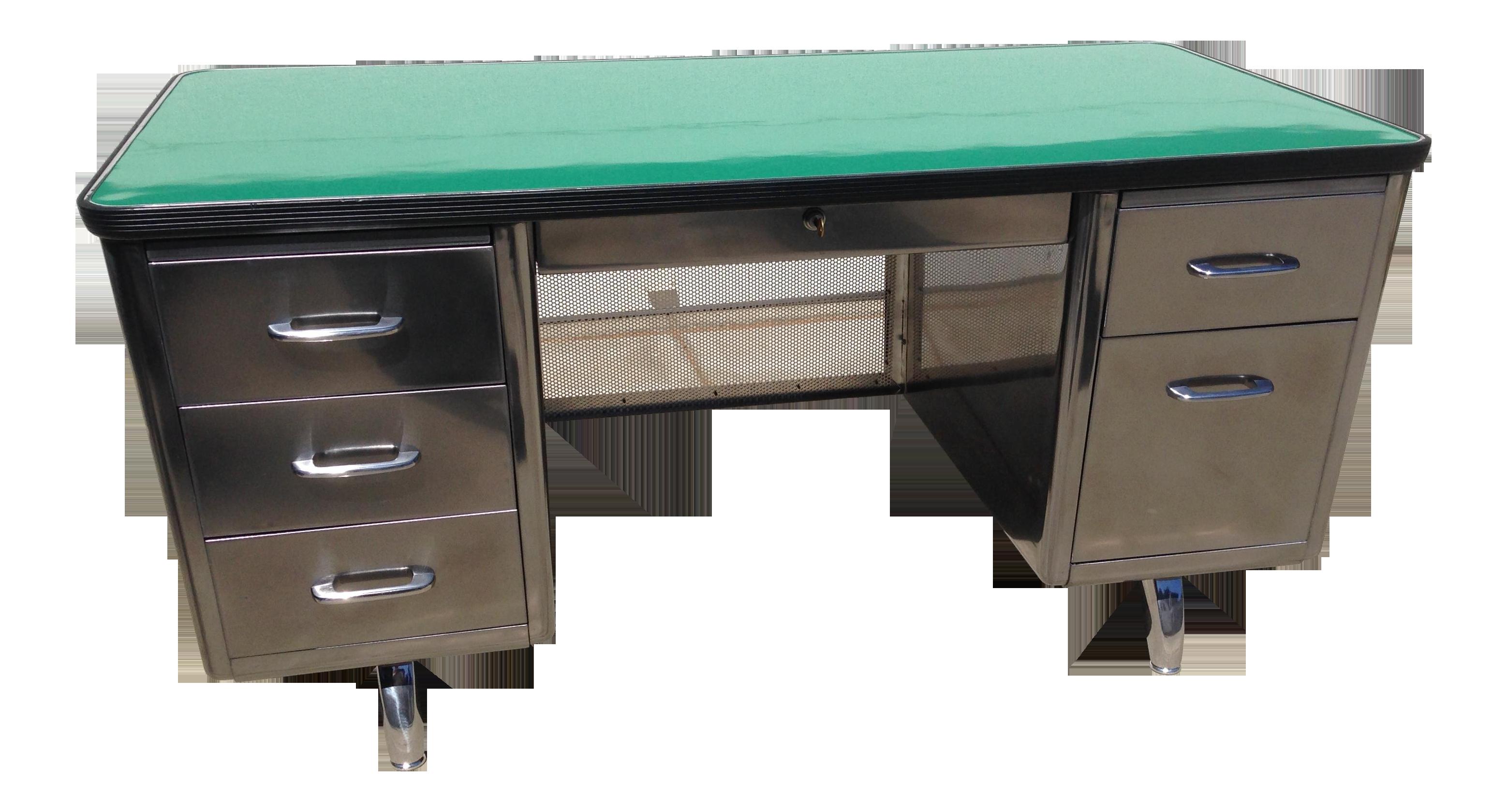 vintage steel furniture. contemporary furniture vintage all steel furniture co tanker desk to
