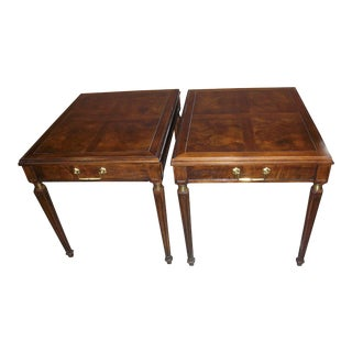 Hekman End Tables - a Pair