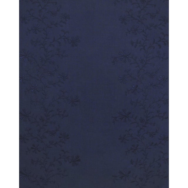 Ralph Lauren Marblehead Embroidery Fabric - Image 1 of 2