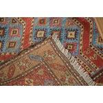"Image of Vintage Northwest Persian Square Rug - 3'9"" X 5'2"""