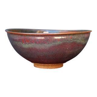 Charles E. Higa Ceramic Bowl