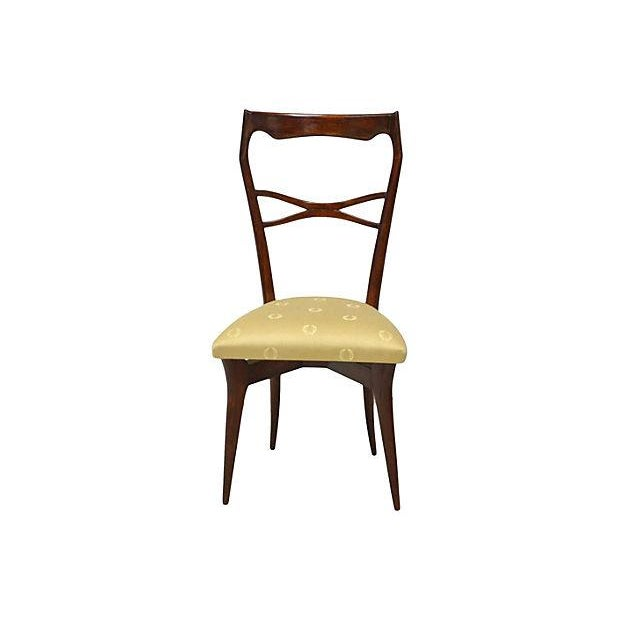 Italian Dining Chair Set - Set of 4 - Image 3 of 4