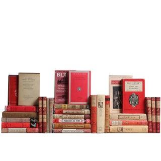 Tan & Red Mini Classics - Set of 30
