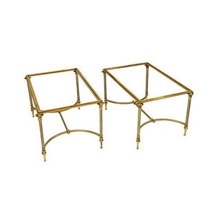 Maison Jansen Side Tables - A Pair