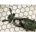 Image of Tibetian Mystery Koi Fish Lock & Keys