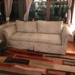 Image of Contemporary Ethan Allen Savoy Sofa