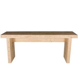 Paul Dupre Lafon Inspired Fine Fir Console