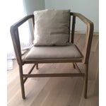 Image of HD Buttercup Oak Club/ Dining Chair