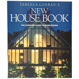 """""""New House Book""""-Terence Conran-1985"""