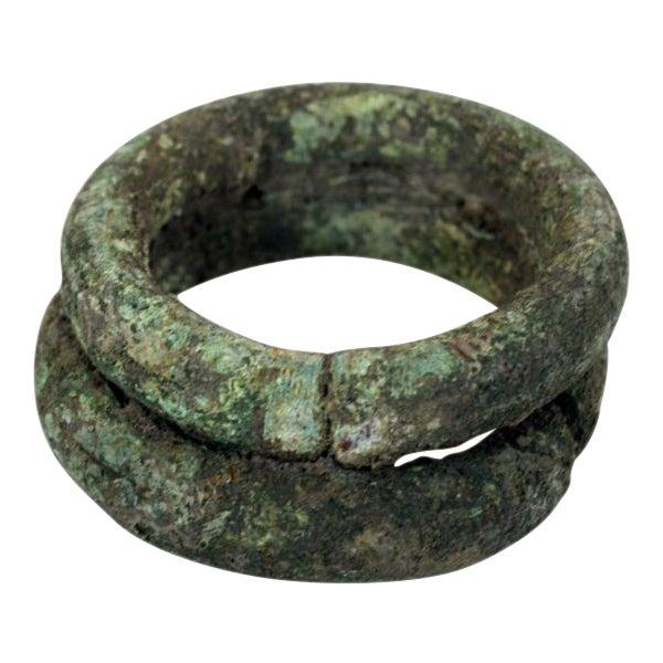 Antique Bronze Ban Chiang Bronze Bracelet - Image 1 of 8