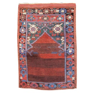 Turkish Karapinar Prayer Rug