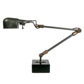 Vintage Reproduction Industrial Desk Lamp
