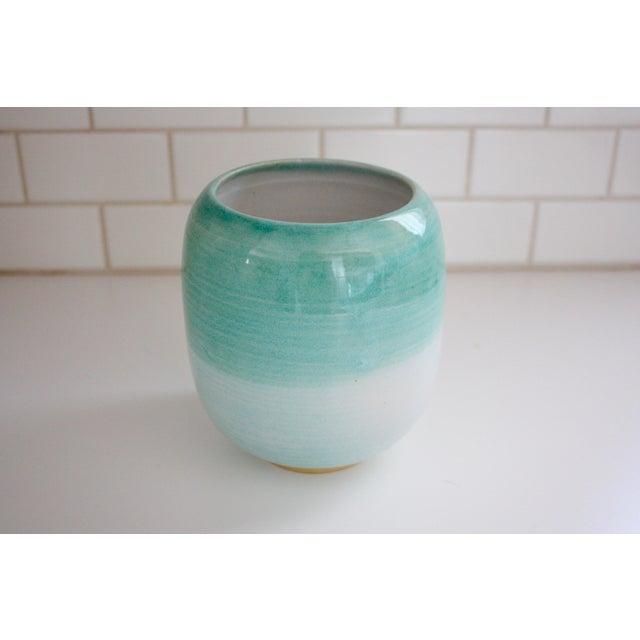 Handmade Ceramic Vase - Image 3 of 7