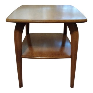 Heywood-Wakefield Mid-Century Lamp Table