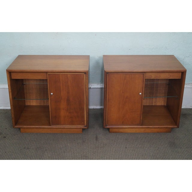 Kipp Stewart Mid-Century Nightstands - A Pair - Image 2 of 10