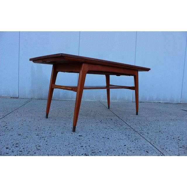 1960's Modern Swedish Dining/Coffee Table - Image 6 of 11