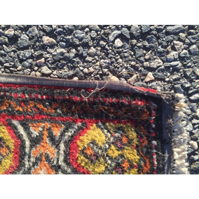 "Anatolian Persian Rug, 1'5"" x 3'3"" - Image 7 of 9"