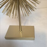 Image of Gold Star Burst on Stand