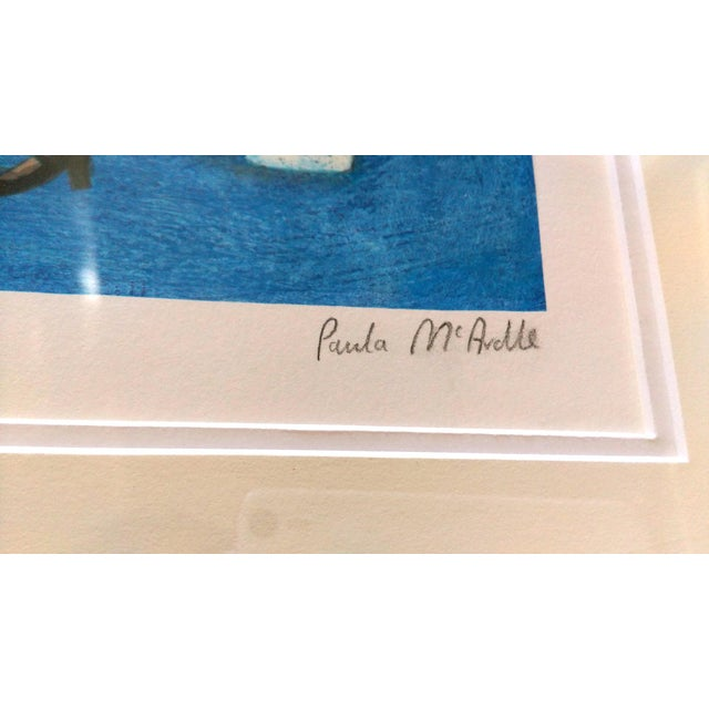 "Image of Paula McArdle ""Dating"" Serigraph"
