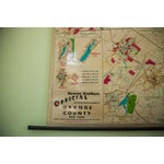 Image of Orange County Ny Hearne Brothers Pull Down Map