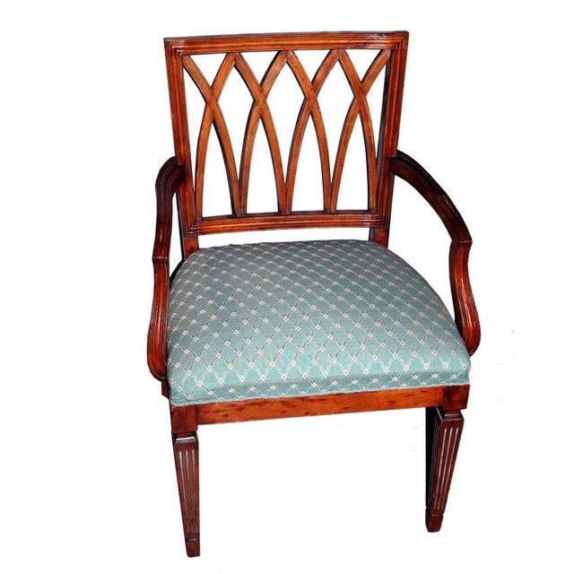 Pair of Gustavian Chairs, Circa 1900 - Image 3 of 3
