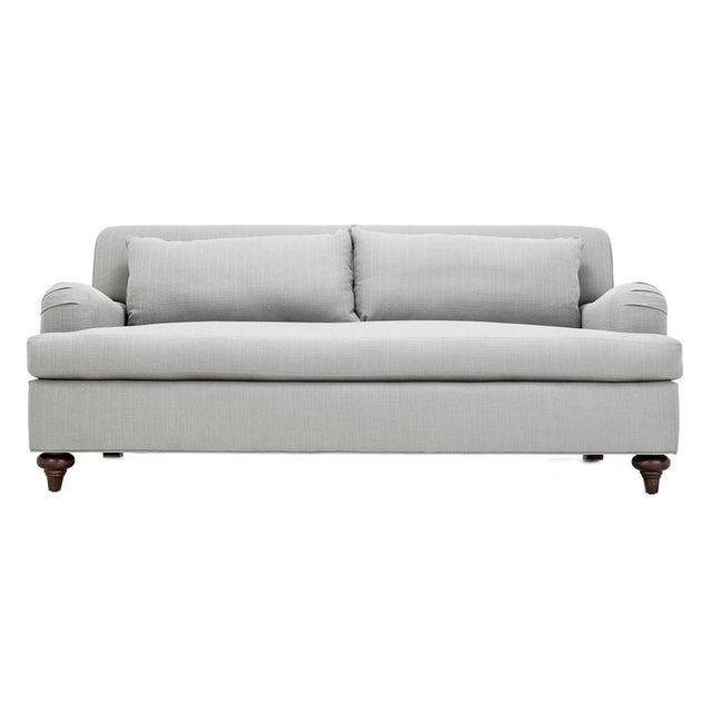 Clad Home Classic English Roll Arm Sofa