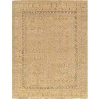 Pasargad Khotan Lamb's Wool Area Rug- 10′3″ × 14′5″
