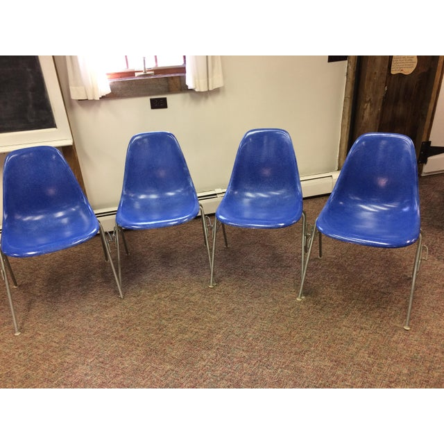 Image of Herman Miller Mid-Century Chairs - Set of 6