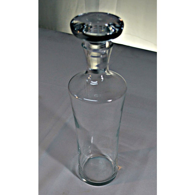 Clear Glass Liquor Decanter - Image 6 of 7